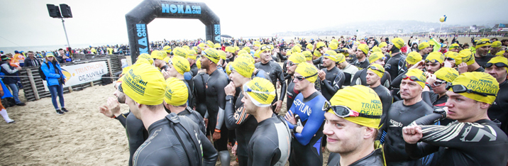 Take the challenge and participate in the most popular event Triathlon Deauville - Hoka One One, Sunday, June 24, 2018 at 08:30. The Olympic distance is the most popular event on the program, with a capacity of 1500 seats.