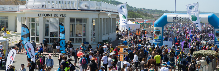 Discover Triathlon Expo, a true brand village dedicated to triathletes !