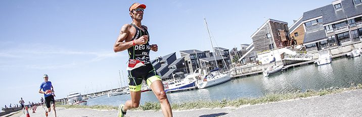 Triathlon-Deauville- Entrainement