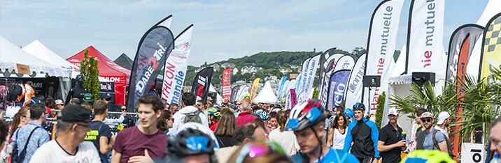 Découvrez le Tri Expo Deauville, le plus grand village dédié au sport en Normandie !