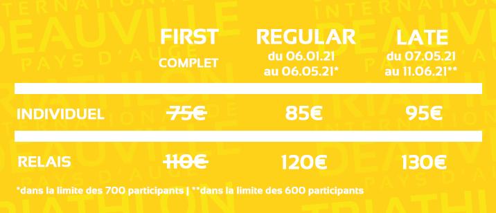 DO750 triathlon tarifs distance olympique Deauville