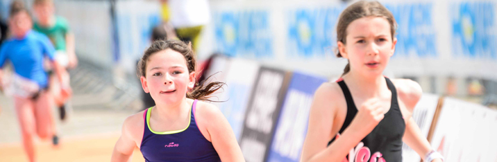 Saturday 22sd at 3:00pm, 240 children from 6 to 16 years old can participate in the Triathlon of Deauville in 4 waves of departure.