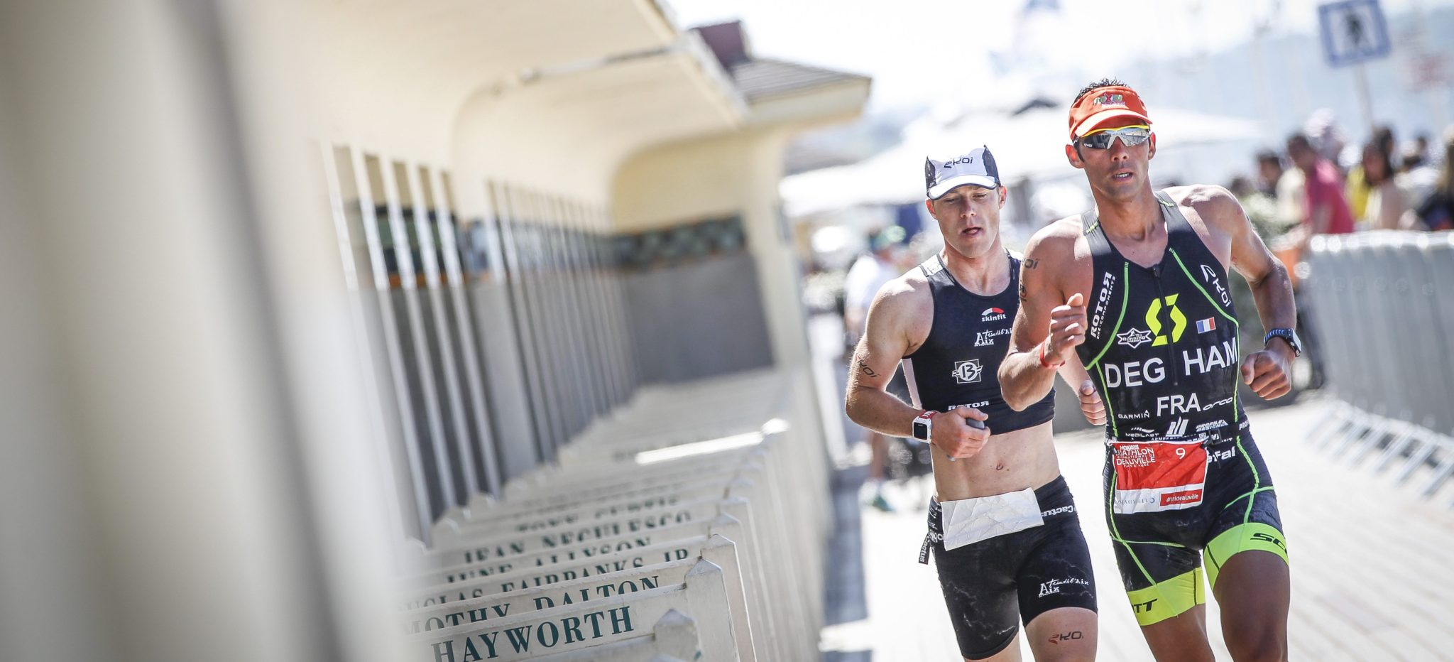 Take up the new challenge of the Deauville Triathlon , on Sunday 23rd June 2019 at 8:30am.