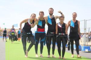 équipe triathlon deauville