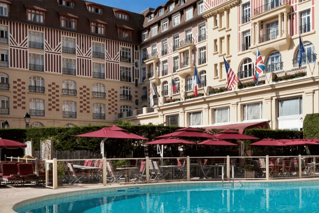 hotel le royal barriere deauville