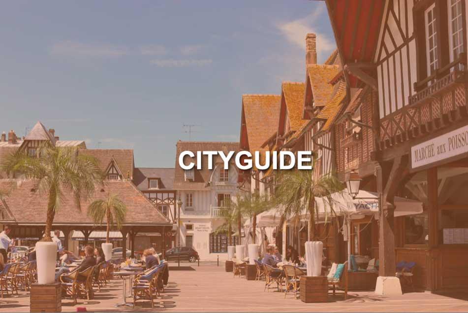 cityguide deauville