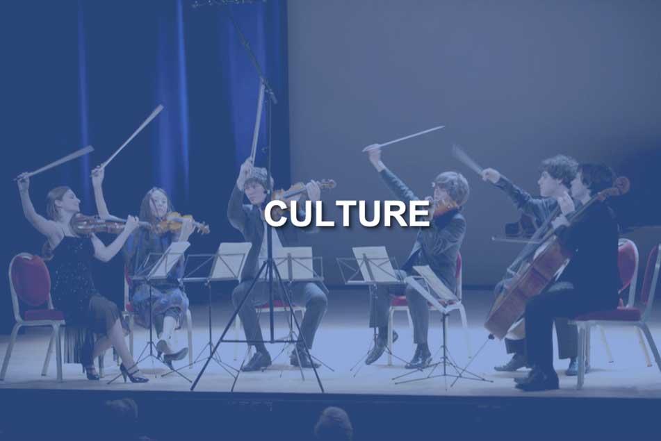 Culture à deauville