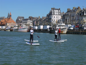 Stand up paddle Trouville