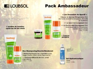 jeu concours Loubsol ambassadeur