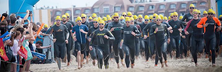 Relevez le défi et participez à l'épreuve la plus populaire du Triathlon de Deauville, le dimanche 21 juin 2020 à 14:30.