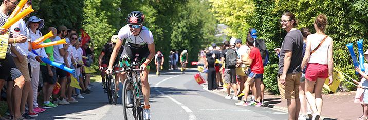 Participez à l'épreuve phare du Triathlon International de Deauville le samedi 20 juin 2020 à partir de 14:00. NOUVEAUTE 2020 : le parcours cyclisme monte à 90km.