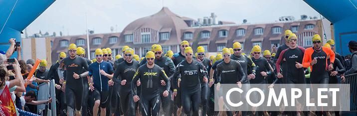 Relevez le défi et participez à l'épreuve la plus populaire du Triathlon International de Deauville, le dimanche 27 septembre 2020 à 14:30.