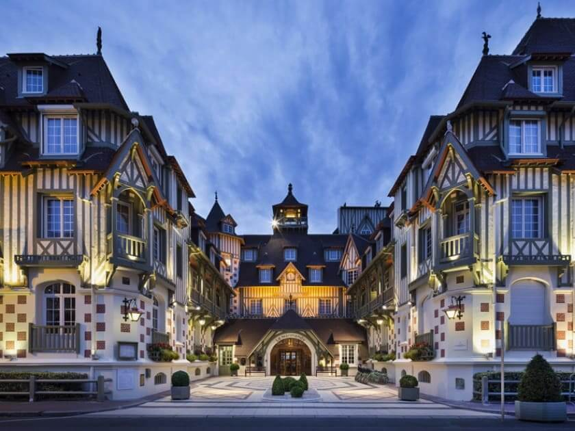 Resort Barrière Deauville Hotel Le Normandy