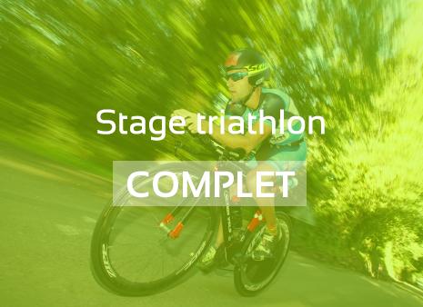 Stage Complet triathlon de Deauville