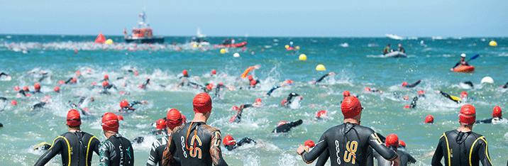 report du triathlon de Deauville