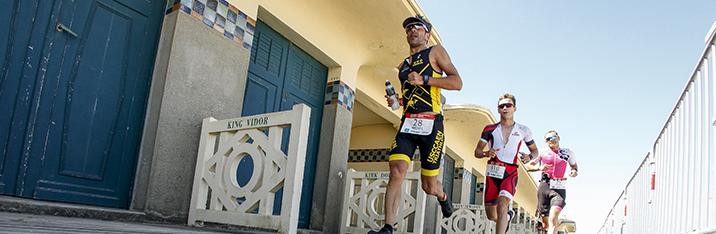 Triathlon de Deauville Longue Distance