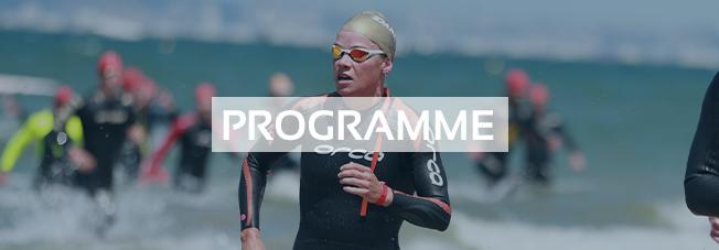 Programme Triathlon Deauville Normandie